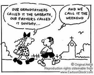 sabbath-sunday